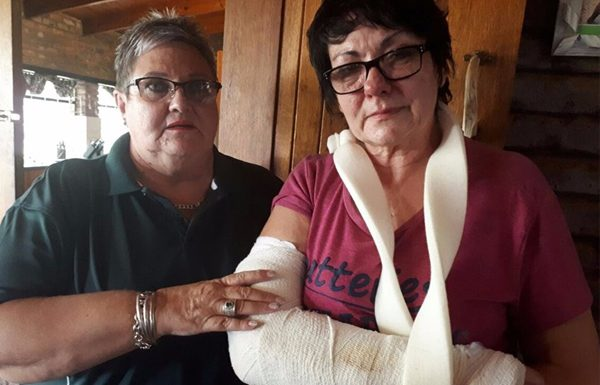 Latest farm murder: Woman tells of bloody attack. Photo: FF Plus