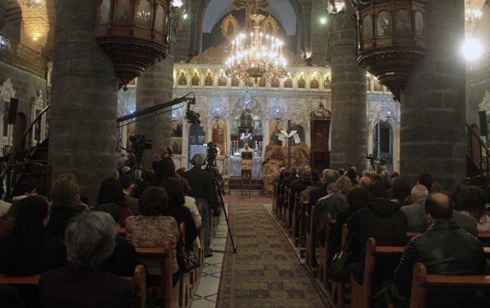E Ghouta Liberation: Damascus Christians Safe to Celebrate Important Holidays | South Africa Today