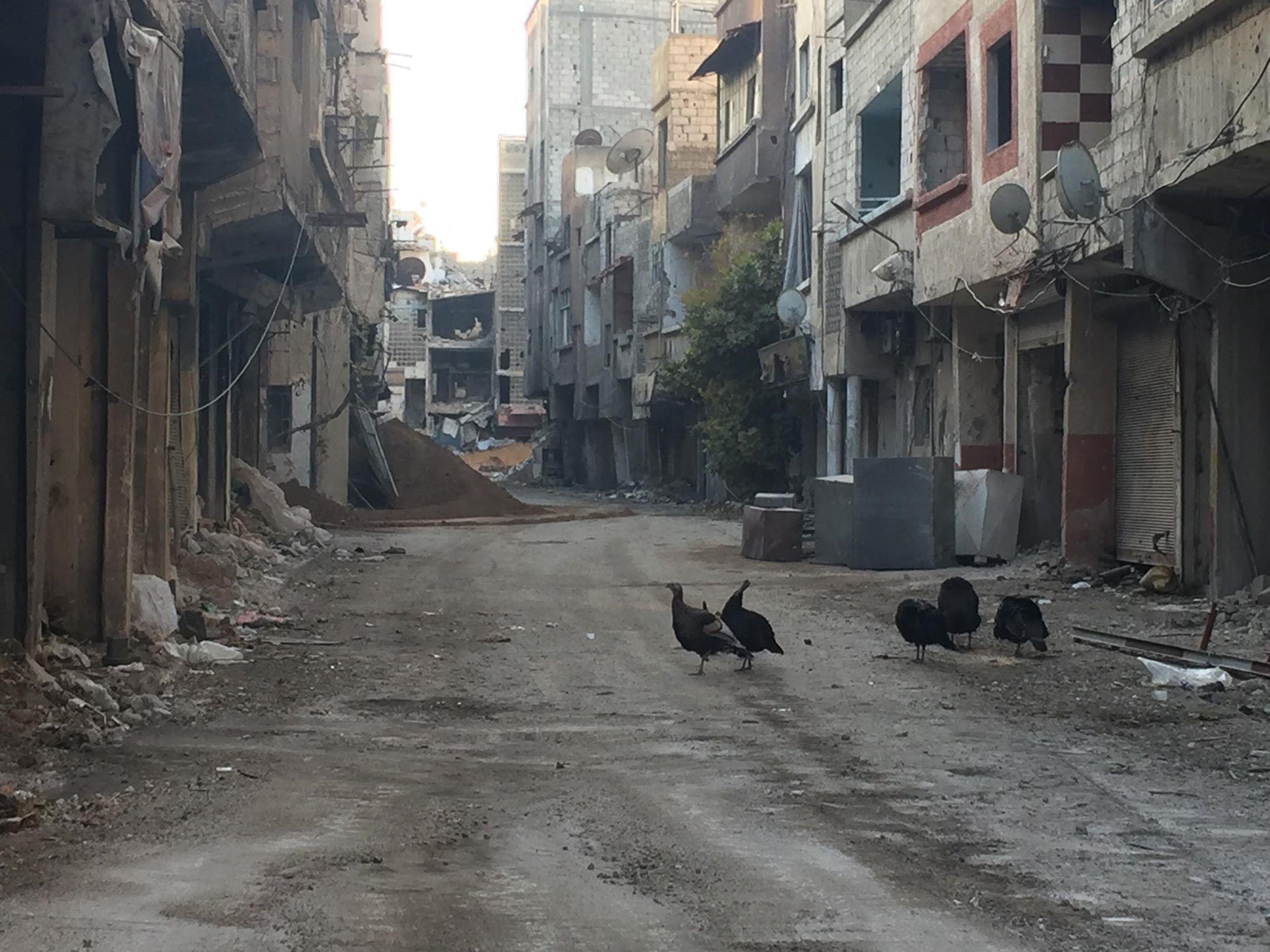 Tension Escalating Near Damascus as Syrian Army Battles Militants