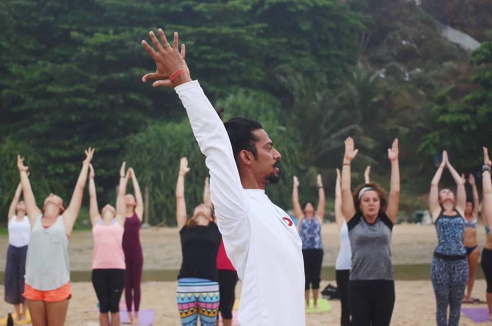 The Benefits of Surya Namaskar Yoga