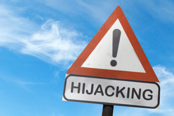 11 Hijacking safety tips