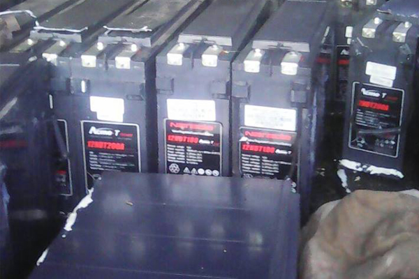 Twenty Cell Phone Tower Batteries Recovered Campbell