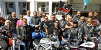 Farm attack awareness, bikers roar through Cape Town. Photo: SAPS