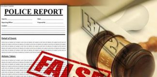 Police condemn reporting of false cases. Photo: SAPS