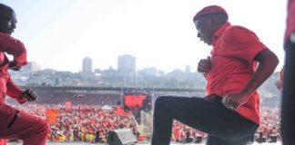 Malema responds to AfriForum, 'Bring it on bloody racists'