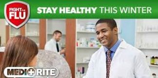 MediRite offers free health screening on World Health Day. Photo: Twitter