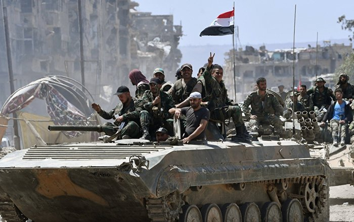 Last Nail in Jihadi Coffin: How Syrian Army Defeated