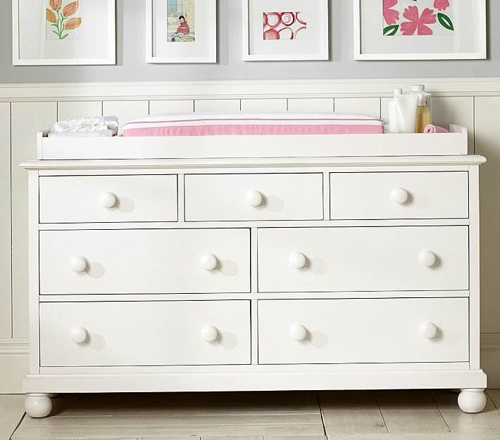 top for baby com dresser incredible white table sandramerwin intended a grade best changing decoration changer