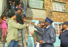 Gangsterism in the spotlight, Cape Town. Photo: SAPS