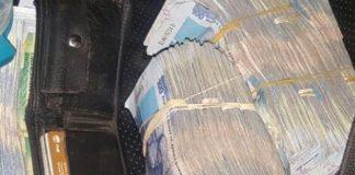 Three rhino poachers nabbed, Hoedspruit. Photo: SAPS
