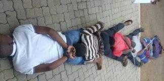 Six serious wanted 'trio crime' criminals nabbed, Burgersfort. Photo: SAPS