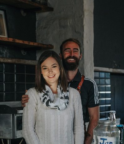 Frederick & Son's Anna and Freddy Heydenrych will bring their famous boerewors rolls and burgers to the SPAR Goodnight Market in the Tramways Building, Port Elizabeth, on June 21. Photo: Supplied