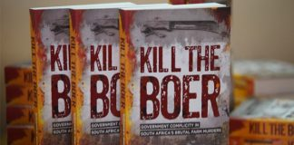 Book: 'Kill the Boer', brutal reality of farm attacks, government complicity. Photo: AfriForum