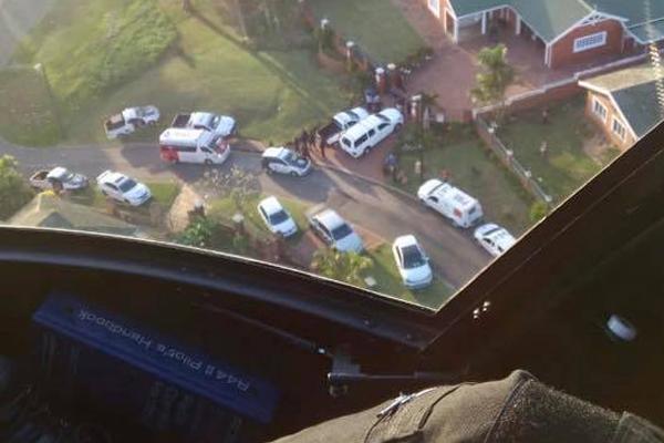 Home invasion, grandmother and family held at gunpoint, KZN. Photo: RUSA