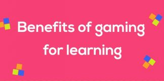 Benefits of Gaming for Learning(Infographic)