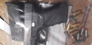 Attempted murder, robbery, suspect arrested with firearm, Chesterville. Photo: SAPS