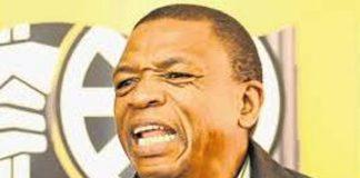 Supra Mahumapelo blows R413 million. Photo: Die Vryburger