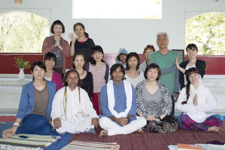 Where Learn Yoga Teacher Training in Rishikesh