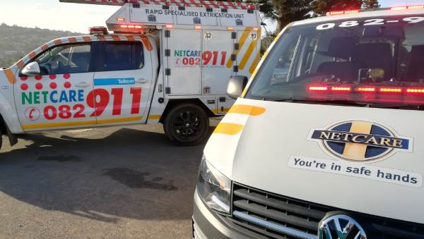 Woman survives collision with truck, Cape Town | South Africa Today
