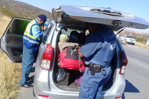 King Williams Town cluster cracks the whip on crime. Photo: SAPS