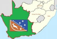 The Cape is now The Sovereign State of Good Hope