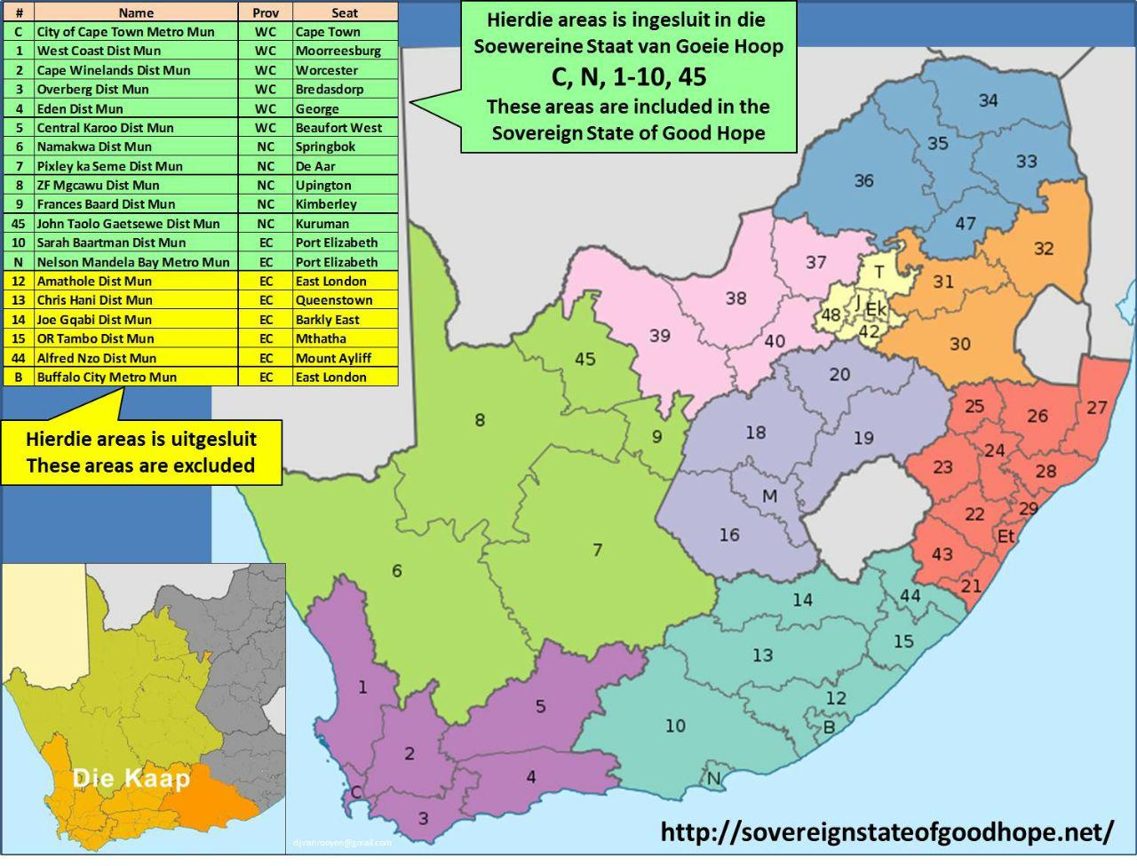 Map Of Africa Today.Ssgh Map South Africa Today