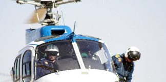 Air Wing members display bravery, CIT robbery in Boksburg. Photo: SAPS