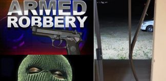 Armed home invasion, granny, mom and two young children traumatised