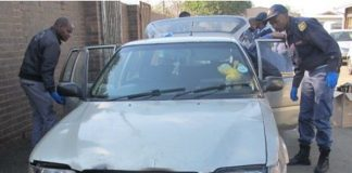 Four wanted armed robbers nabbed in Harding. Photo: SAPS