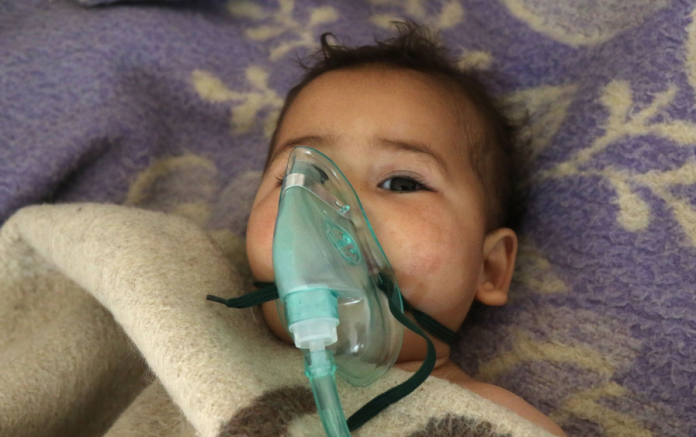 Syrian Opposition and Western NGOs Hire Actors for Chemical Weapons Provocation