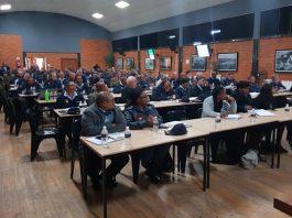 SAPS and IPID meet, Kimberley. Photo: SAPS