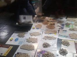 Woman nabbed with R500k worth of mandrax. Photo: SAPS