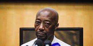Moyane believes he is innocent. Photo: Die Vryburger