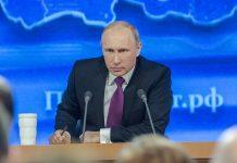 Vladimir Putin. Photo: Pixabay