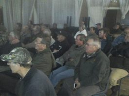 Farming community engage with saps on stock theft, Queenstown. Photo: SAPS