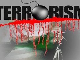 What should be done about the Iran's government-sponsored terrorism