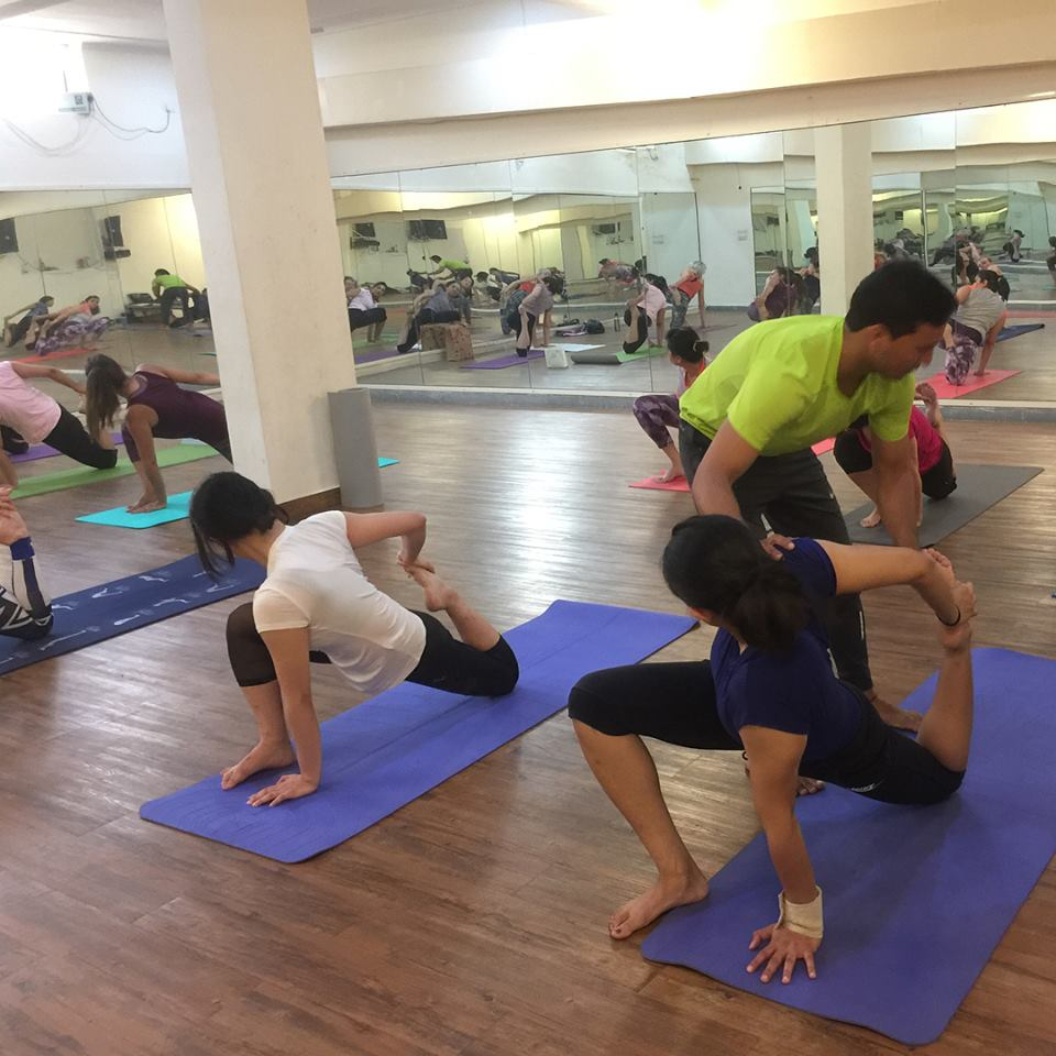How to Find Best Yoga Classes in Delhi?