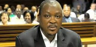 ANC's John Block's no show after 15 year prison sentence enforced. Photo: Die Vryburger