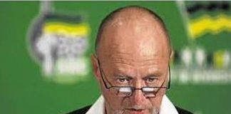 ANC's Hanekom blatant lie: 'The land was originally stolen'. Photo: Die Vryburger