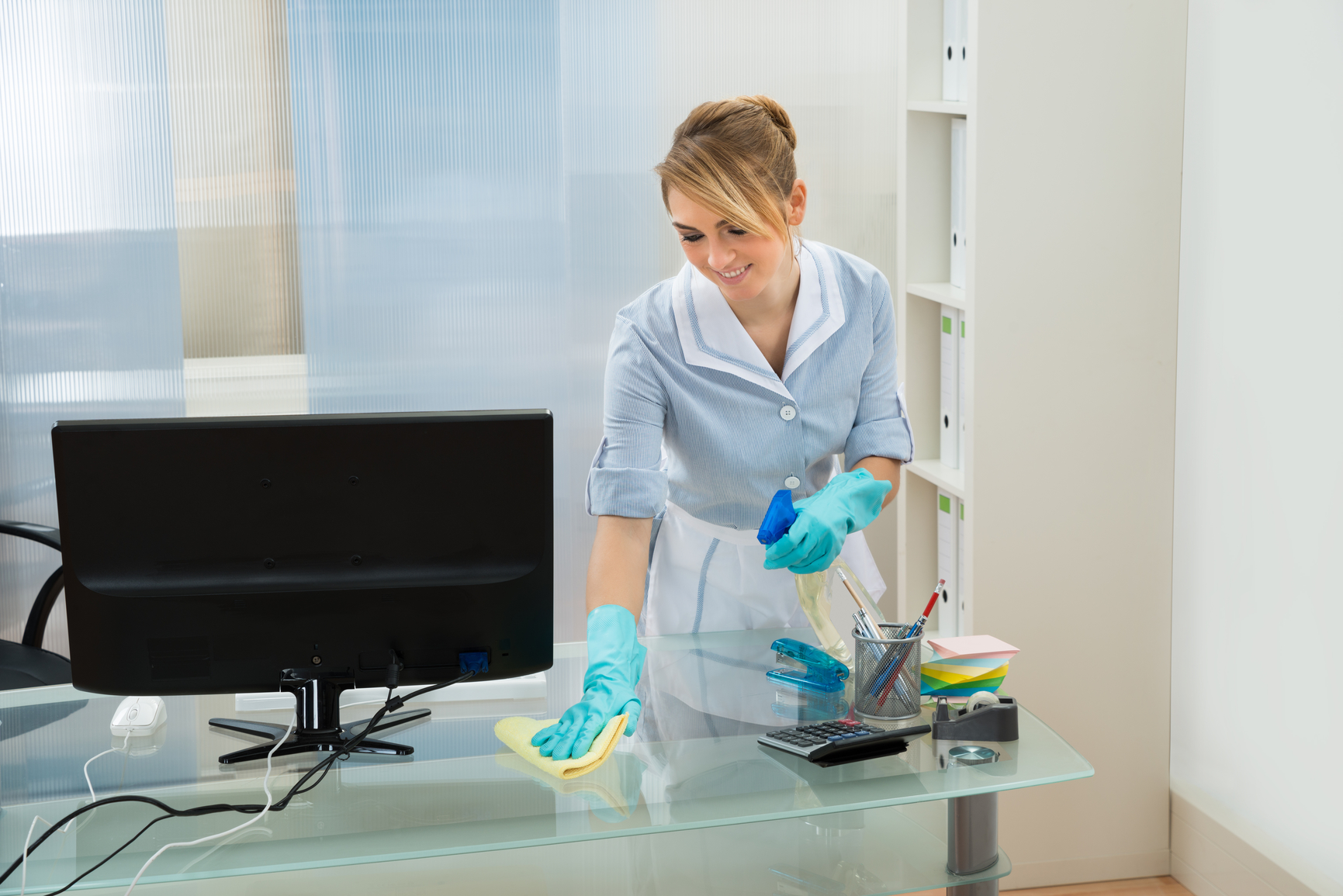 Simple Methods To Get Your Office Cleaned Professionally