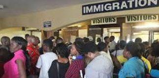 Beitbridge border post, inefficiency, bribery and delays. Photo: Die Vryburger