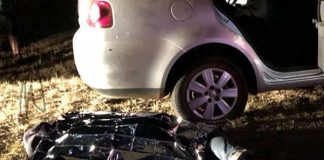 Farm attack, two woman abducted, one killed, attacker shot dead, Lydenburg. Photo: BKA