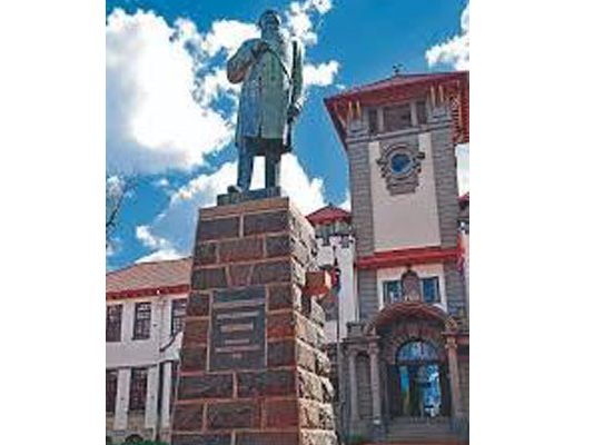 University of the Free State, now run by the EFF and their racial hatred