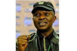 US daily newspaper exposes David Mabuza. Photo: Die Vryburger