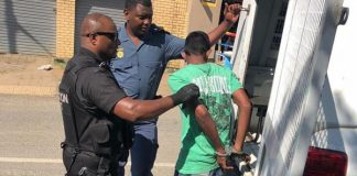 Intended rape of child at primary school, 2 armed men arrested, Verulam. Photo: RUSA