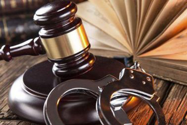 Two suspects receive hefty sentences robbing a police officer