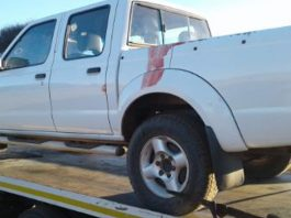 Hijacked policeman stabs assailant, escapes after being abducted. Photo: SAPS