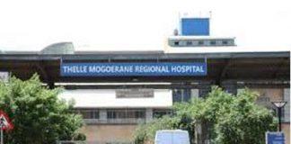 Death of six babies, Vosloorus Hospital closed. Photo: Die Vryburger