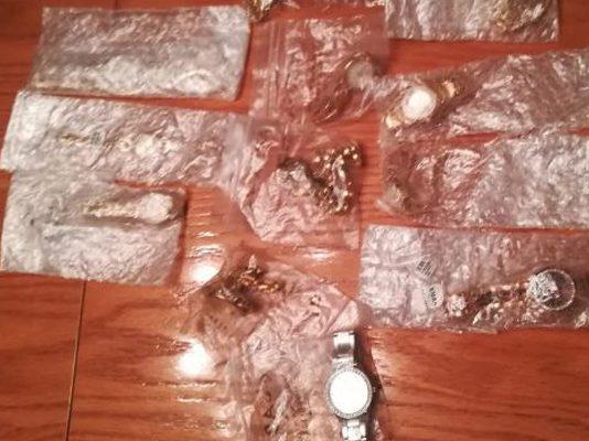 2015 jewellery store heist of R240k, four arrested, Kimberley. Photo: SAPS
