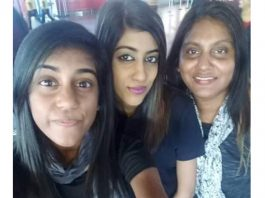 Mother and two daughters found murdered in their home, Phoenix. Photo: RUSA